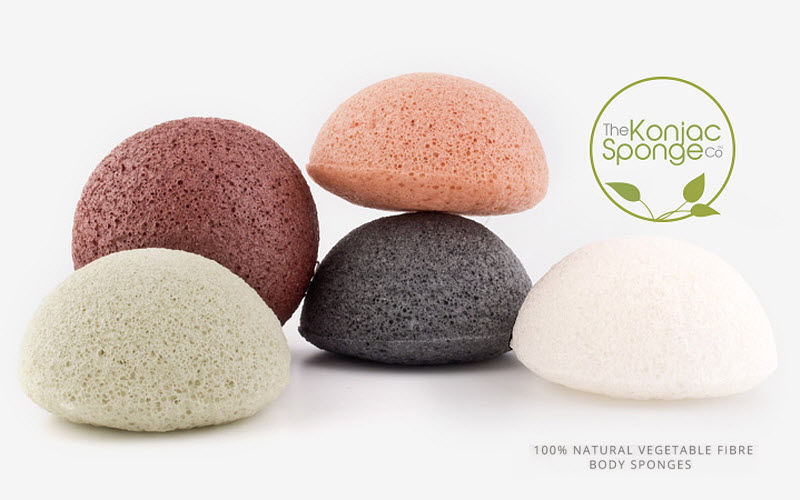 THE KONJACSPONGECO Sponge Brushes & Sponges Bathroom Accessories and Fixtures  |