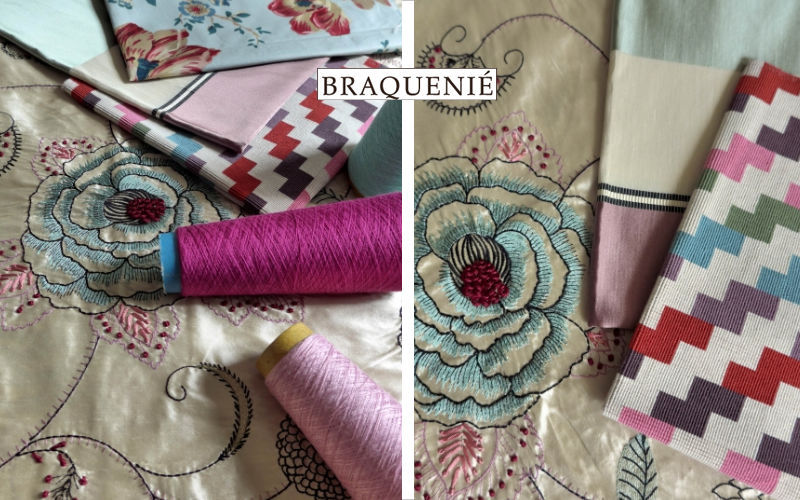 Braquenié Fabric by the metre Furnishing fabrics Curtains Fabrics Trimmings  |
