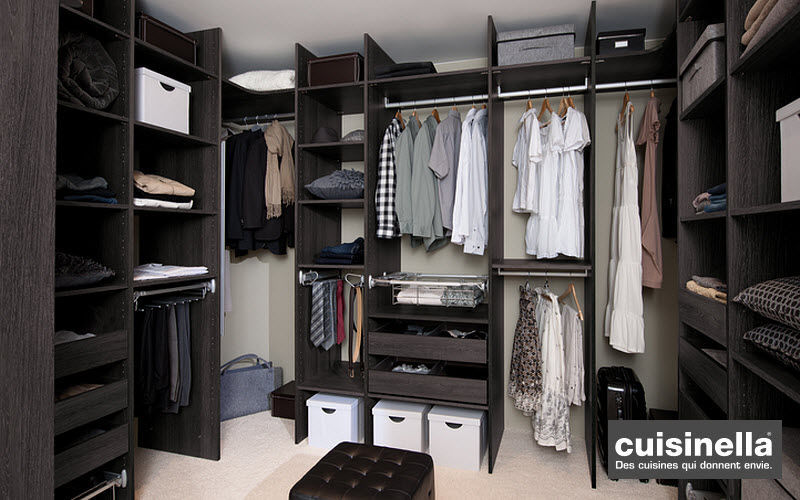 CUISINELLA Dressing in U Dressing rooms Wardrobe and Accessories  |