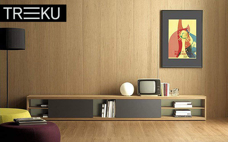 Treku Media unit Media units Storage  |