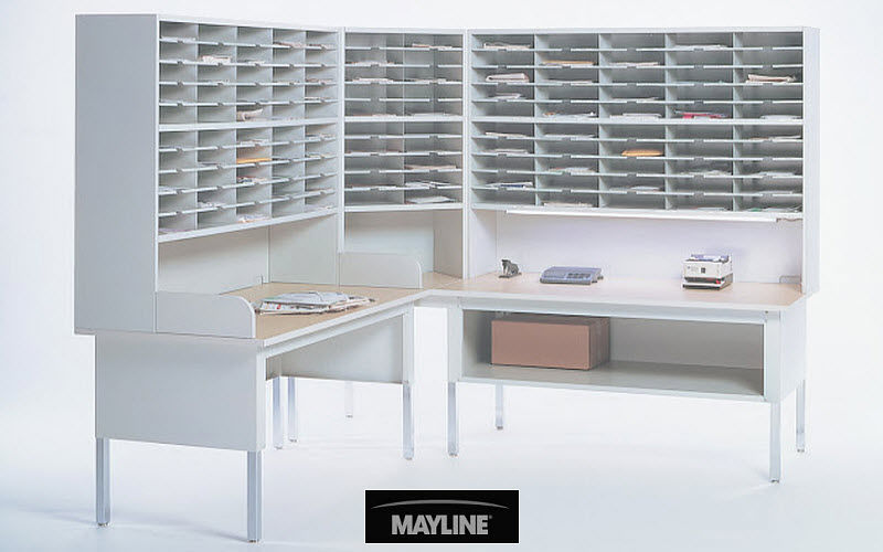 Mayline Letter sorter Boxes and files Office  |