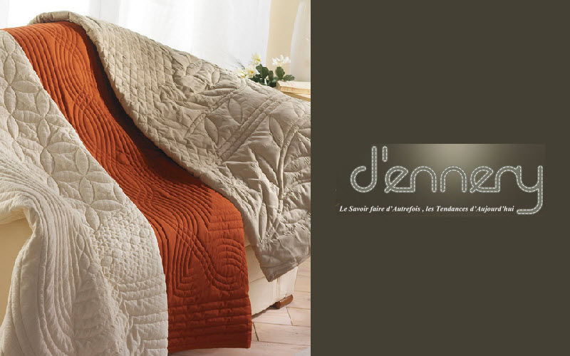 d'Ennery matelasse bedspread Bedspreads and bed-blankets Household Linen  |