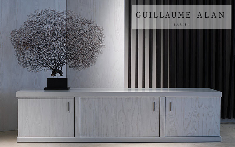 Guillaume Alan Low sideboard Cabinets and Buffets Storage  |