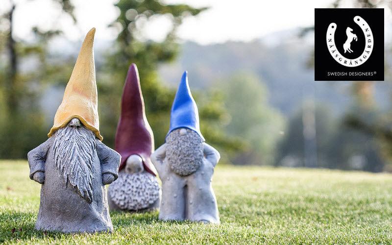 NAASGRANSGARDEN Garden gnome Garden ornaments Outdoor Miscellaneous   