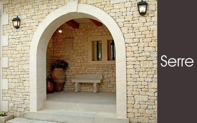 Serre Freres Door frame Doors Doors and Windows  |