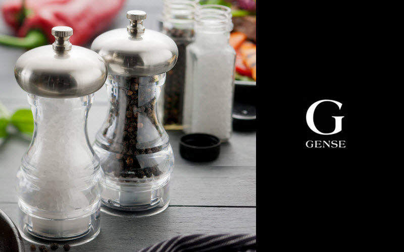 GENSE Pepper mill Condiments Tabletop accessories  |