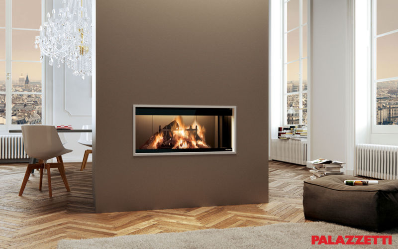 Palazzetti Fireplace insert Stoves, hearths, enclosed heaters Fireplace  |