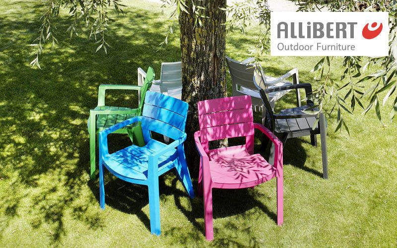 ALLIBERT OUTDOOR Garden armchair Outdoor armchairs Garden Furniture  |