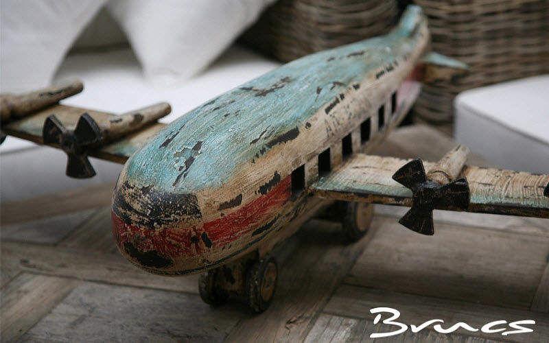 BRUCS Plane Model Models Decorative Items  |