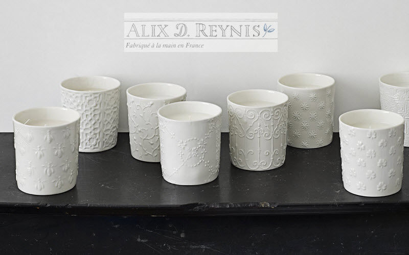 ALIX D REYNIS Scented candle Scents Flowers and Fragrances  |