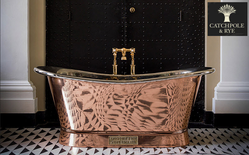 Catchpole & Rye Freestanding bathtub Bathtubs Bathroom Accessories and Fixtures  | Classic