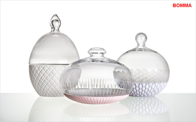 BOMMA Cake Glass Dome Dish covers Tabletop accessories  |