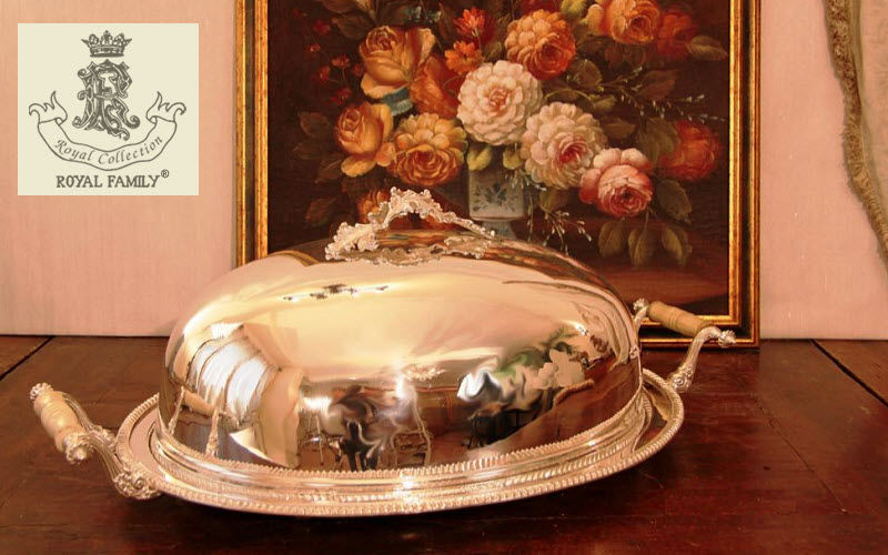Royal Family Hot plate To serve and to maintain hot Tabletop accessories  |