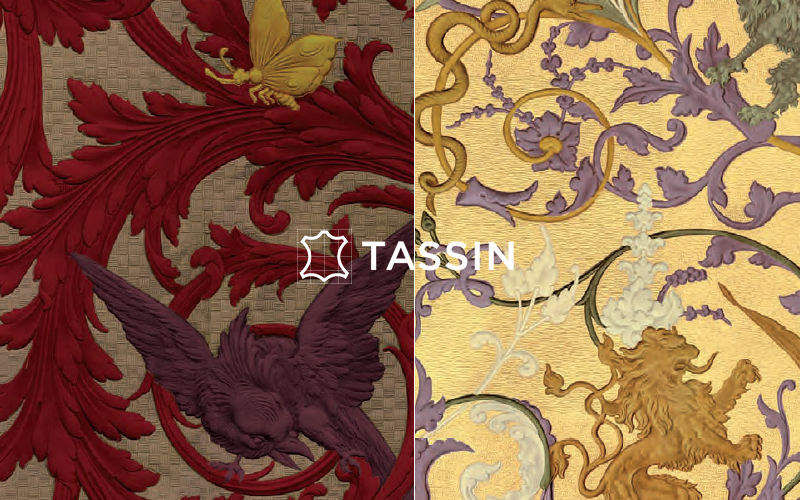 Tassin Cordoba leather Alternative wall surfaces Walls & Ceilings  |