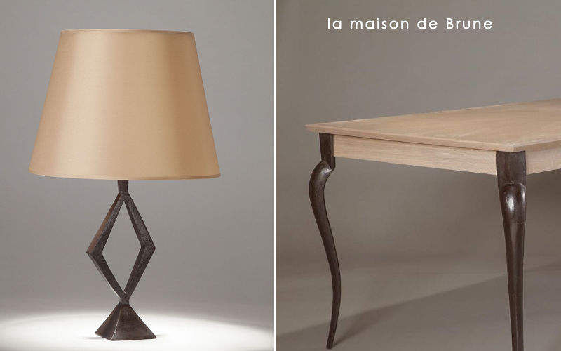 La maison de Brune Table lamp Lamps Lighting : Indoor  |