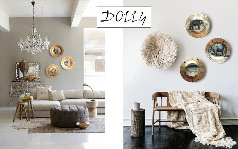 DOLLY Decorative platter Decorative platters Decorative Items  |