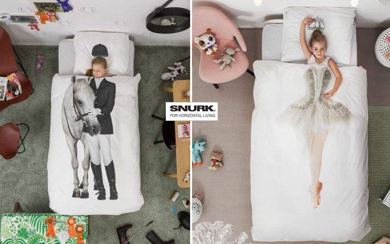 SNURK Children's duvet cover Baby bed linen Children's corner  |
