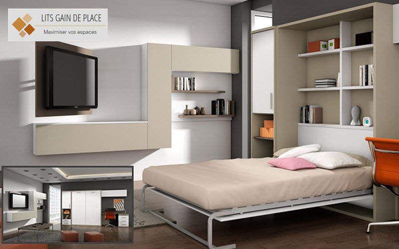 Idehabitat Fold Away bed Foldaway beds Furniture Beds   