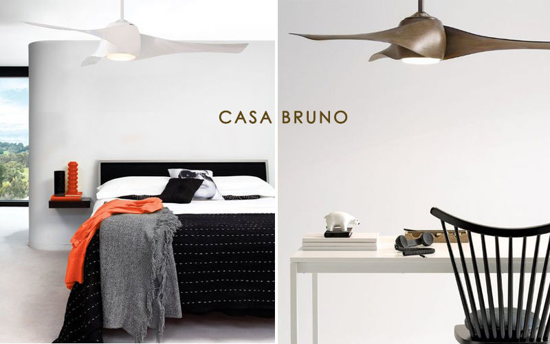 Casa Bruno Ceiling fan Air conditioning and ventilation House Equipment  |