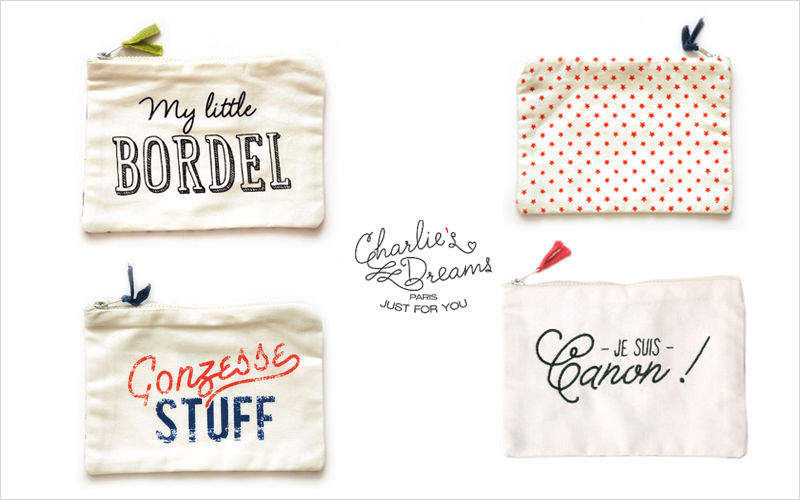 CHARLIE'S DREAMS Pouch Dressing room accessories Wardrobe and Accessories  |