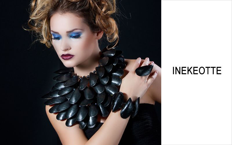 INEKE OTTE Necklace Jewelry Beyond decoration  |