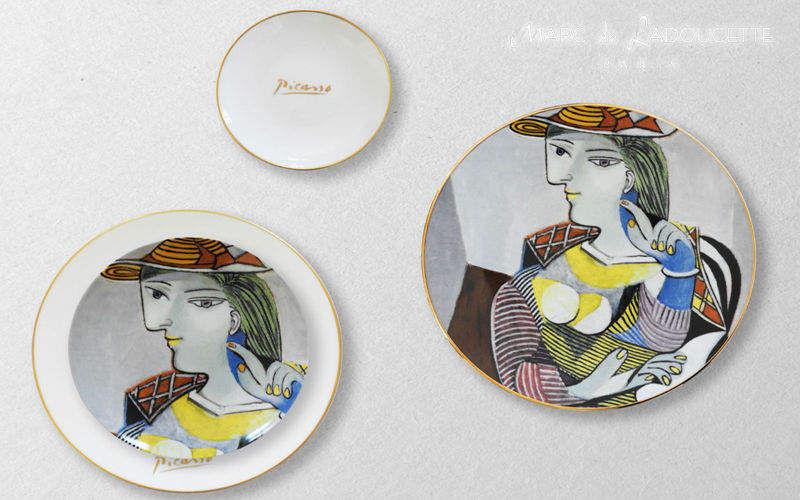 MARC DE LADOUCETTE PARIS Dessert plate Plates Crockery   