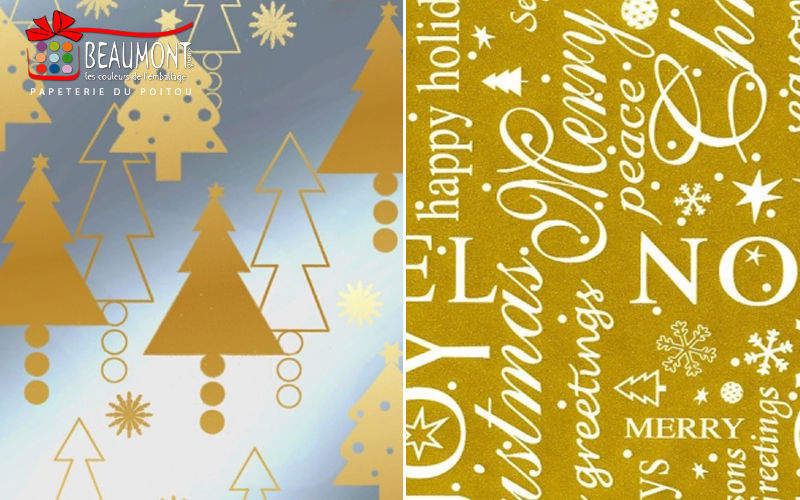 BEAUMONT GROUPE Gift wrapping paper Gift wrapping Christmas and Holidays  |