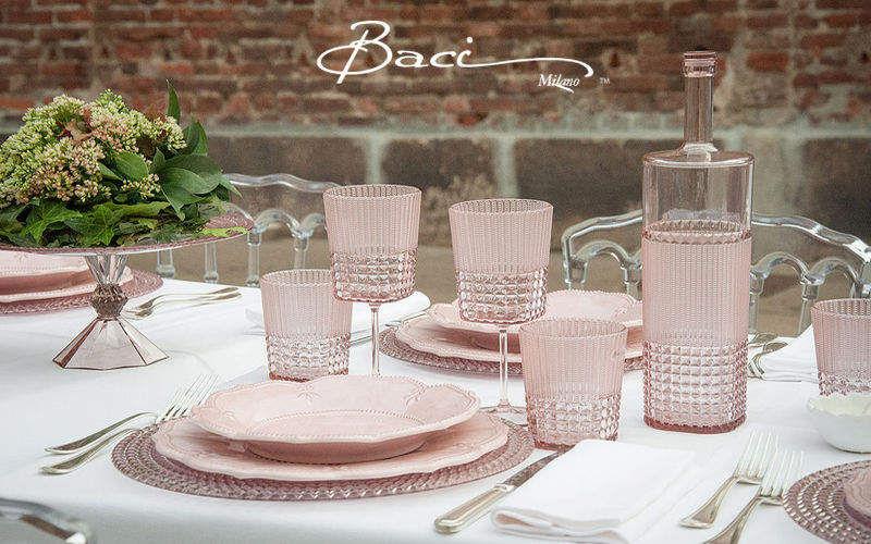 BACI  MILANO Goblet Glasses Glassware  |