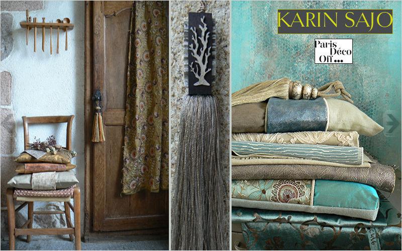 KARIN SAJO Furniture fabric Furnishing fabrics Curtains Fabrics Trimmings  |