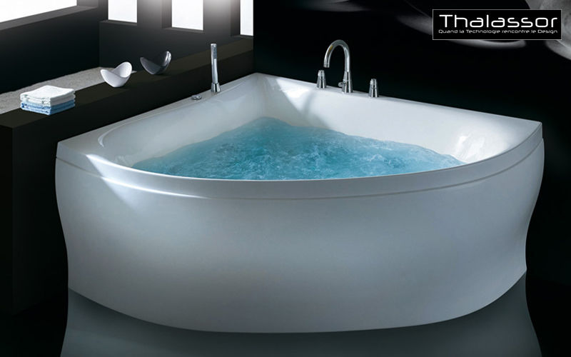 Thalassor Corner bath Bathtubs Bathroom Accessories and Fixtures  |