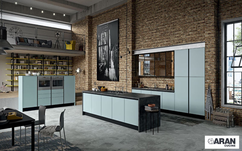 ARAN CUCINE Built in kitchen Fitted kitchens Kitchen Equipment  |