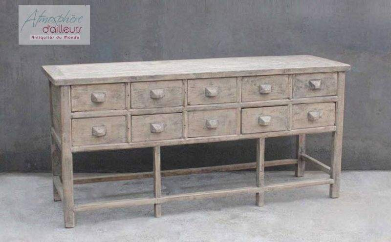 Atmosphere D'ailleurs Drawer chest Chest of drawers Storage  |