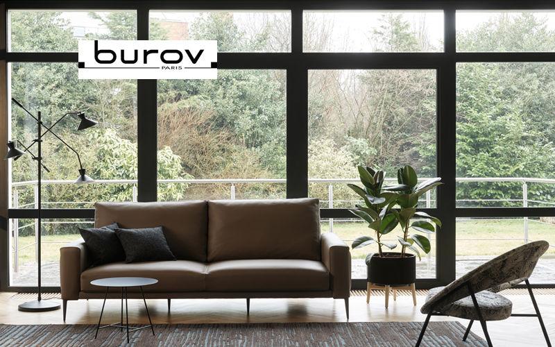 Burov 2-seater Sofa Sofas Seats & Sofas  |