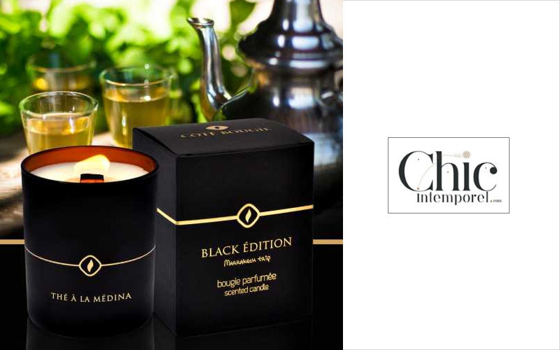 CHIC INTEMPOREL Scented candle Scents Flowers and Fragrances  |