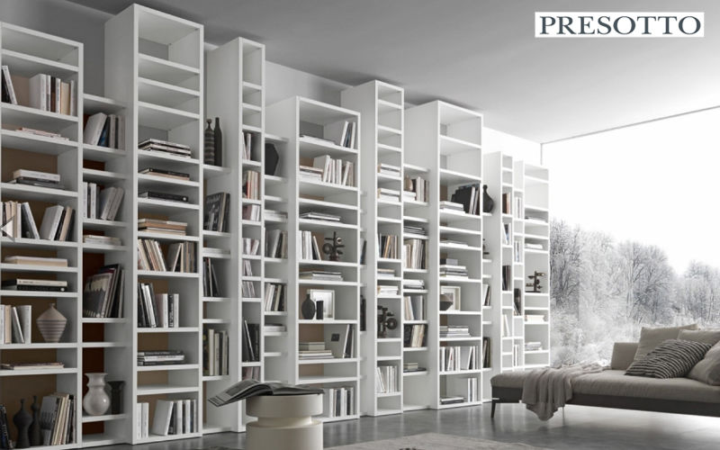 Presotto Open bookcase Bookcases Storage  |