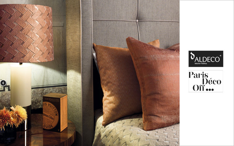 ALDECO Jacquard Furnishing fabrics Curtains Fabrics Trimmings   