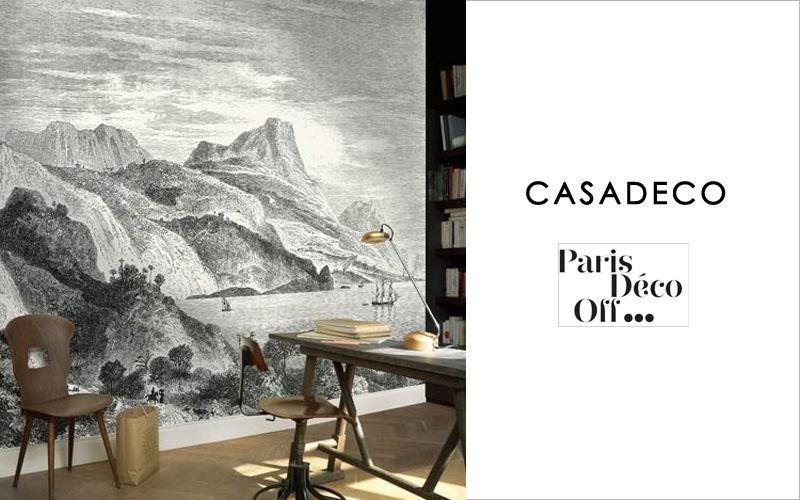 CASADECO Panoramic wallpaper Wallpaper Walls & Ceilings  |