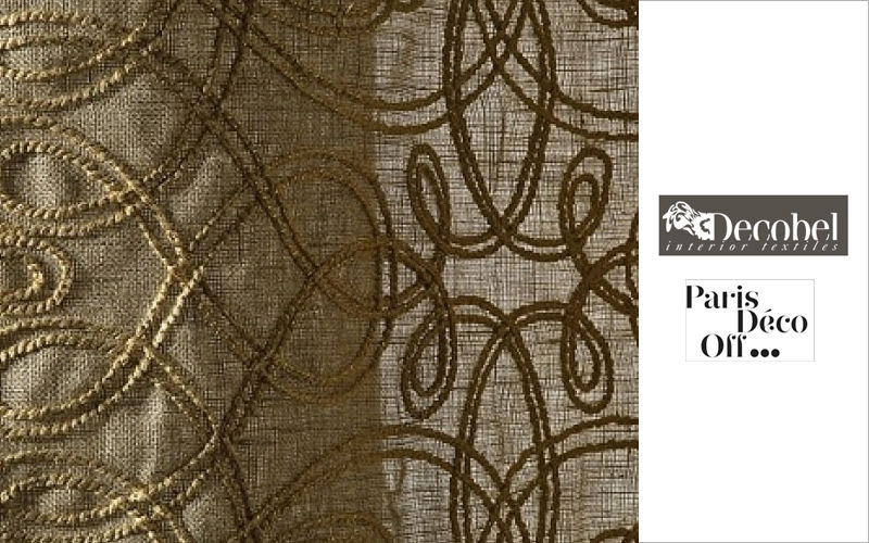 DECOBEL Net curtain Net curtains Curtains Fabrics Trimmings  |