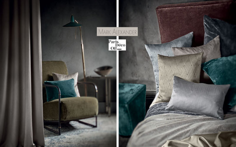 MARK ALEXANDER Upholstery fabric Furnishing fabrics Curtains Fabrics Trimmings  |