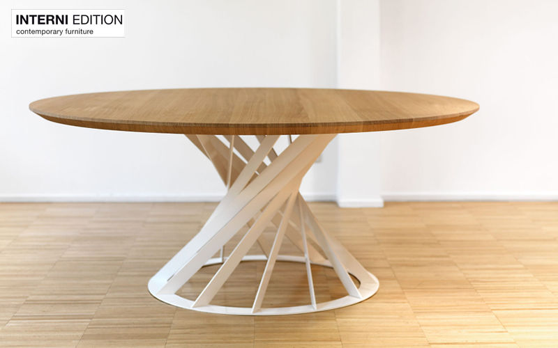 Interni Edition Round diner table Dining tables Tables and Misc.  |