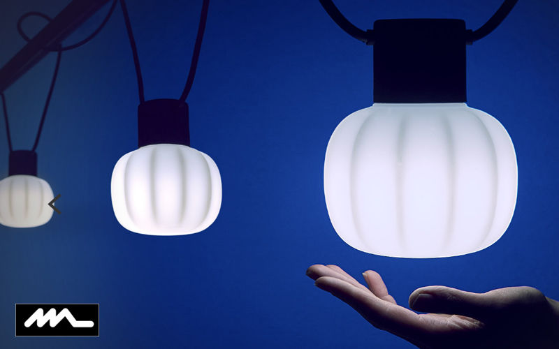 MARTINELLI LUCE Outdoor hanging lamp Outdoor Lanterns Lighting : Outdoor   