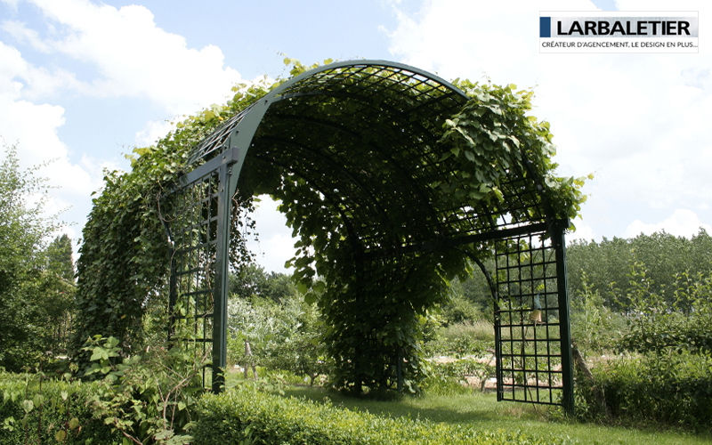 Larbaletier Garden arch Enclosures and trellis-work Garden Gazebos Gates...  |
