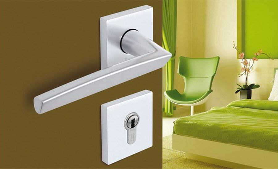 Vachette Complete door handle kit Doorhandles Doors and Windows  |