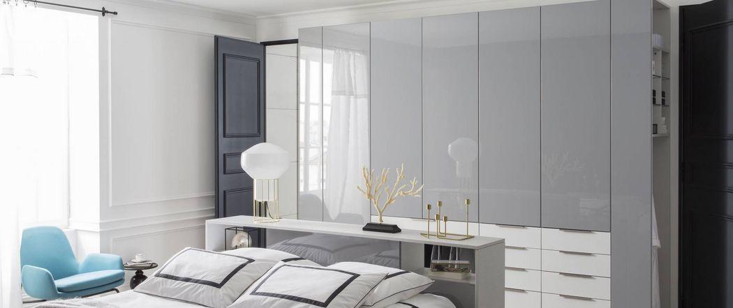 Perene Bedroom Wardrobe Wardrobe Storage   