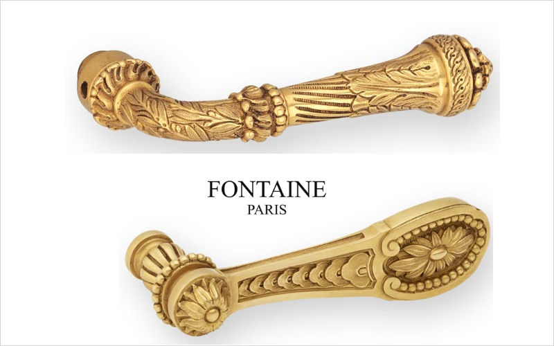 DECO  FONTAINE Paris Lever handle Doorhandles Doors and Windows  |
