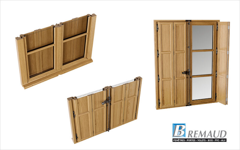 BREMAUD Interior blind Shutters Doors and Windows  |