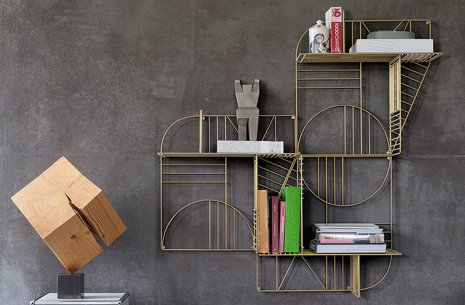 Mogg Multi-level wall shelf Shelves Storage  |