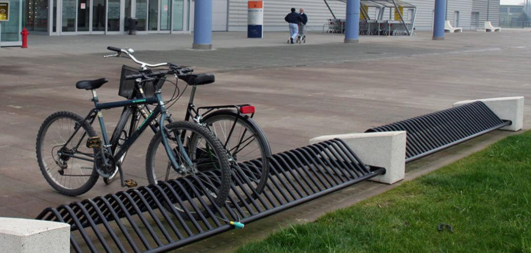 CALZOLARI Bicycle park Street furniture Outdoor Miscellaneous  |