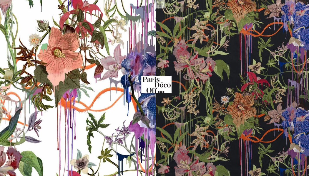 CHRISTIAN LACROIX FOR DESIGNERS GUILD Printed material Furnishing fabrics Curtains Fabrics Trimmings  |