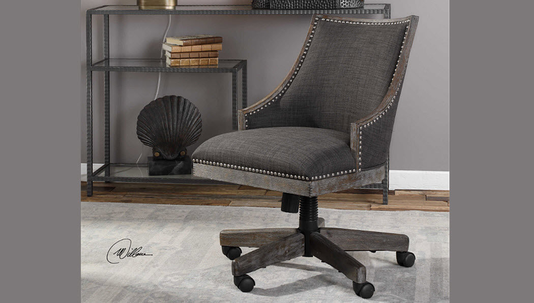 Uttermost Office armchair Office chairs Office  |